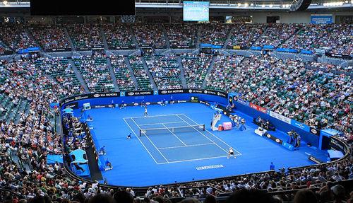 Aaron Umen Australian Open